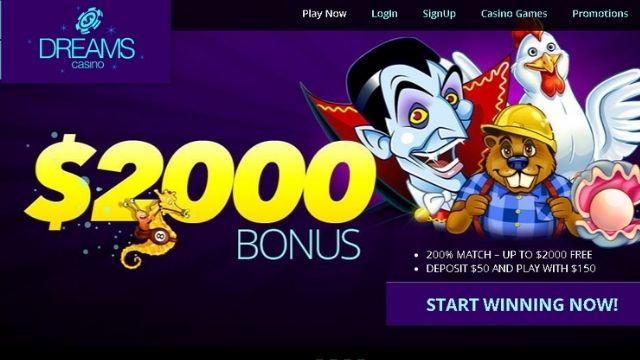 American Casino Bonuses dreams